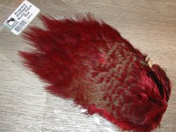 Ringneck Rump Patch Red Hareline