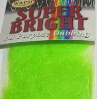 Даббинг Super Bright All Purpose Dubbing fl. chart. Wapsi