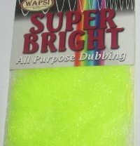 Даббинг Super Bright All Purpose Dubbing fl. yellow Wapsi