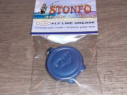 Средство для ухода за шнуром FLY LINE GREASE STONFO