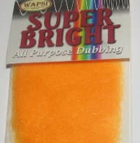 Даббинг Super Bright All Purpose Dubbing fl. orange Wapsi