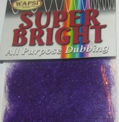 Даббинг Super Bright All Purpose Dubbing hot purple Wapsi
