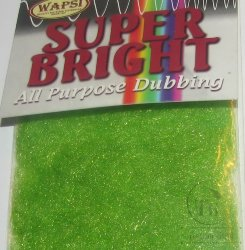 Даббинг Super Bright All Purpose Dubbing highlander green Wapsi