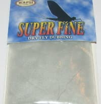 Даббинг Superfine dry fly dub blue dun Wapsi / Metz