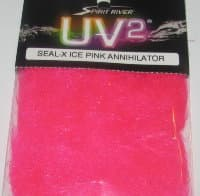 Даббинг seal-x Ice pink annihilatop UV 2 Spirit River