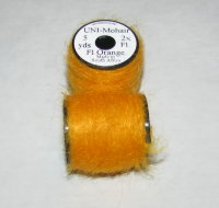 UNI - Mohair 5 yds 2x Fl.Orange