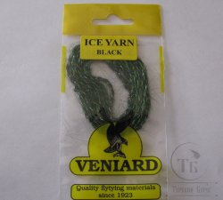 Ice yarn Black Veniard