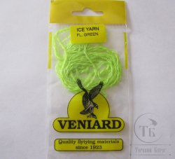 Ice yarn Fl. Green  Veniard