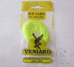 Ice yarn Fl. Yellow Veniard