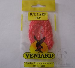 Ice yarn Red Veniard