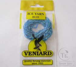 Ice yarn Blue Veniard