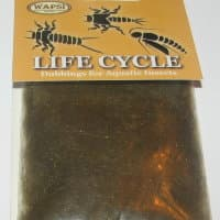 даббинг life cycle dub NYMPH brown olive  Wapsi