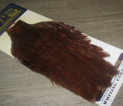 Скальп курицы American Hen Cape Coachman Brown  Whiting