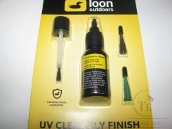 Лак UV Clear Fly Finish Flow LOON