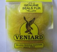 genuine seals fur Veniard yellow