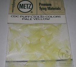 CDC Puff pale yellow  Metz