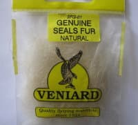 genuine seals fur Veniard natural