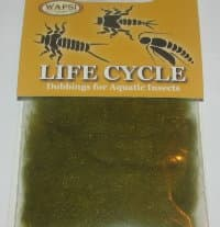 даббинг life cycle dub CADDIS  olive Wapsi