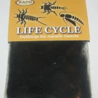 даббинг life cycle dub CADDIS  black Wapsi