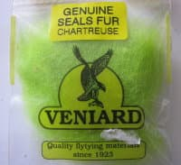 genuine seals fur Veniard chartreuse