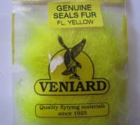 genuine seals fur Veniard fl yellow