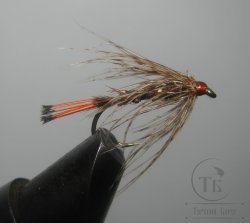 Муха Soft Hakle ( 2 ) Partridge GPh Tail  кр. № 12