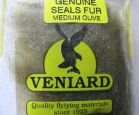 genuine seals fur Veniard md olive