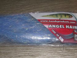 Angel Hair Blue Pearlescent 11 Hends