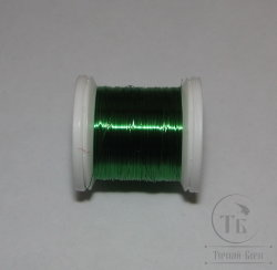 Проволока color wire Hends 0.18 green (16 метров)
