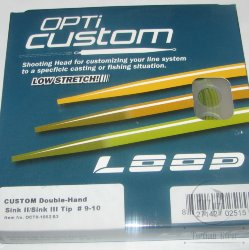шнур OPTI Custom DH 9-10 sink 2 /sink 3