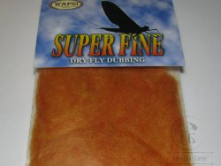 Даббинг Superfine dry fly dub Ginger Variant Wapsi / Metz