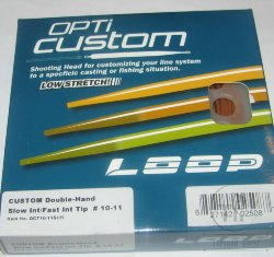 шнур OPTI Custom DH 10-11 slow int /fast int