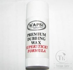 даббинговая вакса Wapsi dabbing wax  deluxe tube super sticky