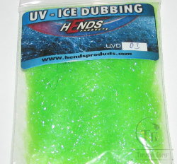 Даббинг UV Ice dubb. Hends code 03 chartreuse