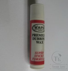 даббинговая вакса Wapsi dabbing wax small tube super sticky