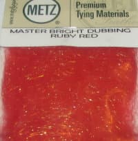 Даббинг Мaster Bright dubb ruby red Metz