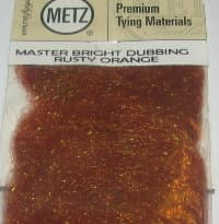 Даббинг Мaster Bright dubb rusty orange Metz
