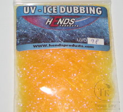 Даббинг UV Ice dubb. Hends code 98 lt. fl. orange