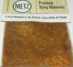 Kaufmann's Blends dubb golden stone Metz / Wapsi