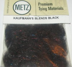 Kaufmann's Blends dubb black Metz / Wapsi