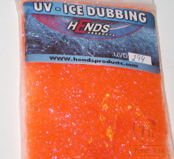 Даббинг UV Ice dubb. Hends code 294 fl. hot orange