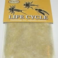 даббинг life cycle dub CADDIS  cream Wapsi