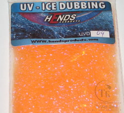 Даббинг UV Ice dubb. Hends code 04 fl. orange
